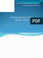 Sistema de Tv Digital Chino (Dtmb)
