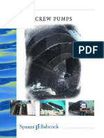 Spaans Screw Pumps Brochure
