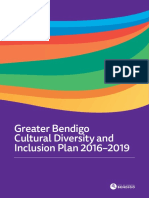 City of Greater Bendigo Cultural Diversity and Inclusion Plan Final Report_0