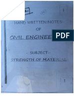 CIVIL 1.Strenght of Material