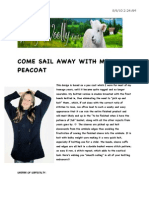 Pea Coat - Scribd PDF