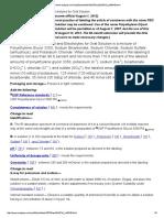PEG 3350 & Electrolytes for Oral Solution USP