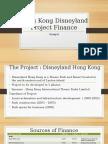 Honk Kong Disney Land