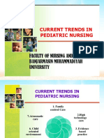 Current Trends Pediatric Nursing.ppt
