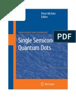 Semiconductor QDOTS