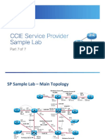 CCIE Service Provider Sample Lab Part7