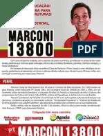 Marconi Panfleto