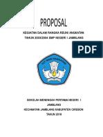 99491469 Proposal Reuni Smp