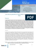 DIEEEM15-2016 Geopolitica OrienteMedio Fuentes y Pellicer