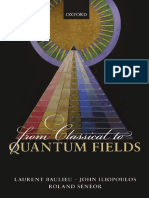 Baulieu, Laurent_ Iliopoulos, Jean_ Seneor, Roland-From Classical to Quantum Fields-Oxford University Press (2017)