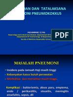 Dr. Muh. Ilyas - Pneumococ Simpo Haji