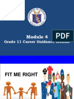 Module 4 CGP-Fit Me Right