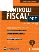 Guida Ai Controlli Fiscali - 01 - 2013