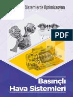Endüstriyel Sistemlerde Optimizasyon - Basincli Hava Sistemleri
