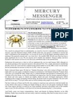 07 Mercury Messenger July 2007