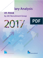 Jac Salary Analysis 2017
