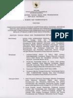 SKKNI 2010-153 (Perbaikan Dan Pemeliharaan Elektronika Rumah Tangga)