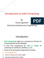 Lecture Zero Soft Computing