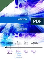 Linea del tiempo de México.ppt