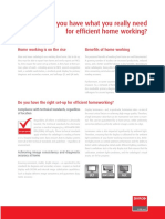 Whitepaper Home Working PDF