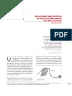 Modalidades Organizativas Do Trabalho Pedagogico Uma Possibilidade