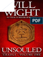 Unsouled (Cradle Book 1) - Will Wight