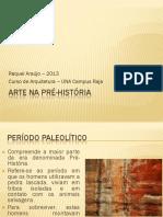 01. Arte Pré-histórica