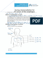 Cancer nutrition guideline with partial comments in vietnamese