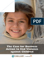Case for Business Action-Campaign