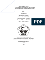 Laporan Praktikum Mangrove Passo