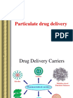 Particulate Systems