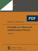 9-Richtmyer_principles of Advanced Mathematical Physics II
