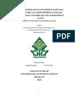 Efektifitas PP 48 Pada KUA Kecamatan.pdf