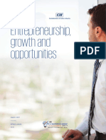 Entrepreneurship Growth and Opportunities KPMG