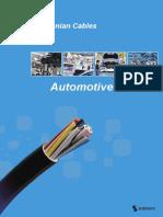 American+European+Jap automotive cable