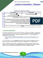 Cours de Base Clavier Souris Windows Partie 2