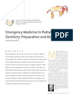 Pedo Emergency Medicine CDA 2003