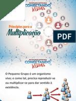 Princípios para Multiplicação