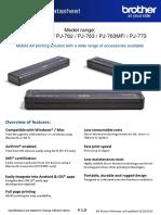 PJ-700 Series Datasheet