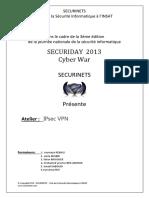 VPN Ipsec Securiday 2013