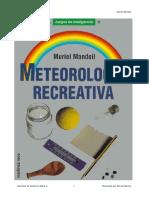 Meteorologia Recreativa Muriel Mandell FREELIBROS