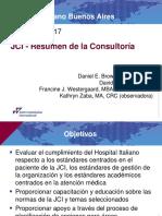 Presentación Hospital Italiano Buenos Aires_JCI_2017