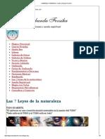 Leyes Umbanda, Kimbanda, Centro Umbanda Fevsiha