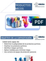 MODELO -  Productos Quimico.ppt