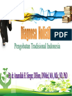 Diagnostik Holistik - Prof. Amarullah
