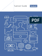 Facebook Business Influencer Guide