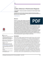 Scabies Advances in Noninvasive Diagnosis