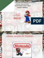 Caso Nintendo