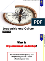 Chapter 12-Leadership and Culture