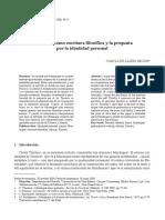 Llinás Begon. Los Essais como escritura filosófica e identidad..pdf